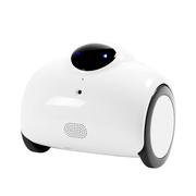 乔安(JOOAN) JA-F1M 机器人移动全景摄像头 手机远程无线wifi红外夜视监控一体机