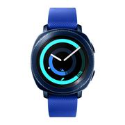 三星 Gear Sport智能手表 安卓苹果IOS 运动手环防水手表 内置独立GPS手表 蓝色