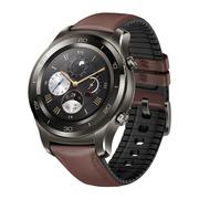 华为 WATCH 2 Pro新款智能手表 独立通话(eSIM技术) GPS心率 FIRSTBEAT运动指导 NFC支付 钛银灰