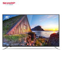 夏普  LCD-45SF470A  45英寸 高清wifi智能网络液晶平板电视机产品图片主图