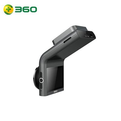360 行车记录仪 G300 迷你隐藏 高清夜视 无线测速电子狗一体 黑灰色产品图片4
