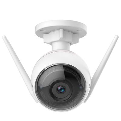 萤石 C3W 1080P(护卫舰) 2.8mm 摄像头 防水30米夜视 智能无线高清网络wifi远程监控摄像头枪机产品图片2
