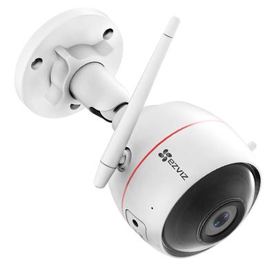 萤石 C3W 1080P(护卫舰) 2.8mm 摄像头 防水30米夜视 智能无线高清网络wifi远程监控摄像头枪机产品图片5