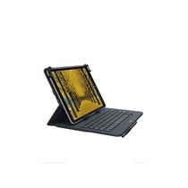 罗技 uK1050BK键盘保护套 蓝牙 适配多数9-10英寸平板电脑产品图片主图