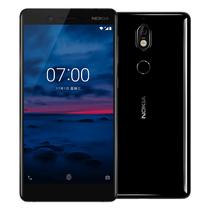 诺基亚 7 4GB+64GB 黑色 全网通 双卡双待 移动联通电信4G手机产品图片主图