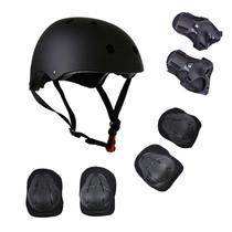 乐控 儿童护具套装 护膝护肘护掌头盔7件套产品图片主图