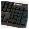 iNSIST 90S RGB 炫彩背光游戏机械键盘 104键侧刻 绝地求生吃鸡键盘 Cherry樱桃红轴产品图片4