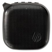 惠普 speaker 300 迷你无线蓝牙音箱 手机电脑音响户外便携式低音小钢炮 黑色
