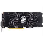 映众 GeForce GTX 1070 Ti黑金至尊版 1683/8000MHz 8GB/256Bit GDDR5 PCI-E