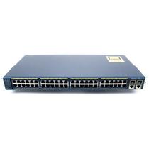 思科 WS-C2960+48TC-S 48口百兆二层网管交换机产品图片主图