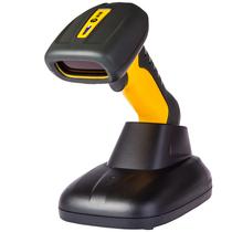 科密 WE12D 无线扫描枪一维码二维码高速带座 工业级防水防尘扫码枪扫描器扫码器条码枪产品图片主图
