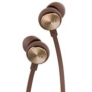 漫步者 H293P Plus 入耳式耳机 立体声耳机 手机耳塞 咖啡色