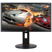 宏碁 暗影骑士XF240H 24英寸144Hz 1ms 双音箱全高清升降旋转 电竞显示器(HDMI+DP)畅玩吃鸡