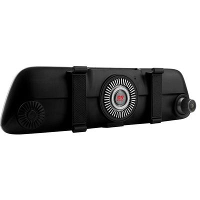 凌度 HS920 行车记录仪高清 8.0英寸无光夜视触控 1296P前后双录 外置电子狗 ADAS预警产品图片3