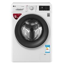 LG WD-VH451D0S 9KG大容量 蒸汽除菌 直驱变频全自动滚筒洗衣机 6种智能手洗 速净喷淋产品图片主图