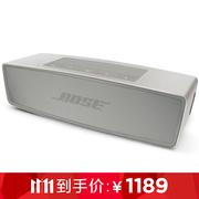 BOSE SoundLink Mini蓝牙扬声器II-银白色 无线音箱/音响