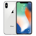 苹果 iPhone X (A1865) 64GB 银色 移动联通电信4G澳门金沙网上娱乐场