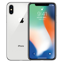苹果 iPhone X (A1865) 64GB 银色 移动联通电信4G手机产品图片主图
