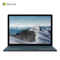 微软 Surface Laptop超轻薄触控笔记本(13.5英寸 i7-7660U 16G 512GSSD Windows10S)灰钴蓝产品图片主图