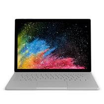 微软 Surface Book 2 二合一平板笔记本 13.5英寸(Intel i7 8G内存 256G存储)银色产品图片主图