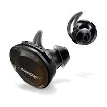 BOSE SoundSport Free 真无线蓝牙耳机--黑色产品图片主图