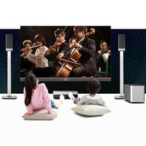 海信 LT80K7900UA 激光电视机80英寸4K人工智慧语音影院巨幕 (B0黑)产品图片主图