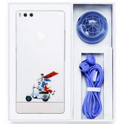 锤子 坚果Pro 银魂定制版 64GB 浅金色 移动联通电信4G手机 双卡双待