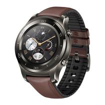 华为 WATCH 2 Pro新款智能手表 独立通话(eSIM) GPS心率 NFC支付 钛银灰产品图片主图