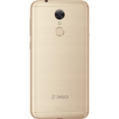 360手机 手机 N5 全网通 6GB+32GB 流光金色 移动联通电信4G手机 双卡双待产品图片2