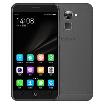 乐丰  T13 移动4G/联通4G智能手机  指纹解锁 双卡双待 (3G+32G)黑色产品图片主图