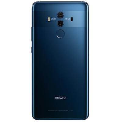 华为 Mate 10 Pro 全网通 6GB+64GB 宝石蓝 移动联通电信4G手机 双卡双待产品图片3