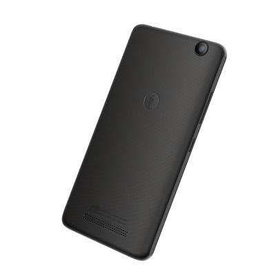 小辣椒 红辣椒Q5+ 黑色 全网通 移动联通电信4G手机 双卡双待产品图片4