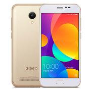 360手机 手机 F5移动低配版 2GB+16GB 流光金 移动联通4G手机 双卡双待