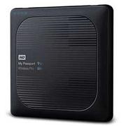 西部数据 My Passport Wireless Pro WIFI无线移动存储 4TB (WDBSMT0040BBK)