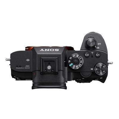 索尼 ILCE-7RM3 全画幅微单机身(约4240万有效像素 4K HDR α7RM3/a7RM3/A7R III)产品图片5