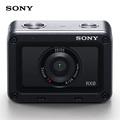 索尼 迷你黑卡数码相机 40倍慢动作视频蔡司镜头 RX0