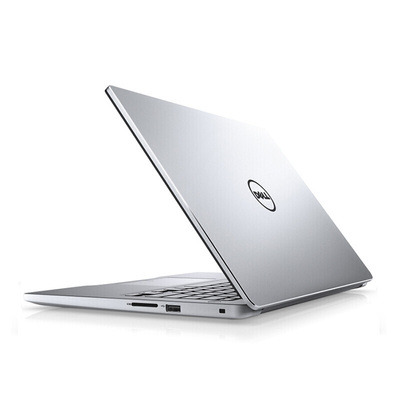 戴尔 灵越燃7000 II R1605S 14.0英寸轻薄窄边框笔记本电脑(i5-8250U 8G 256GSSD IPS Win10)银产品图片4