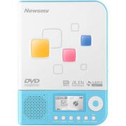 纽曼 DVD-L350 CD随身听 VCD播放器 英语学习机 复读机 DVD插卡U盘播放机 迷你音响蓝色