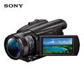 索尼 FDR-AX700 4K HDR视频高清数码摄像机 1000fps超慢动作
