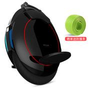 乐行 V5D 电动车 平衡车 体感车 智能代步车 独轮车(黑色)