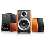 恩科 X3B 有源多媒体电脑组合音响 2.1木质HIFI级音箱低音炮
