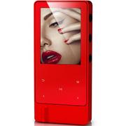 月光宝盒 F200PLUS MP3 MP4 F200PLUS红色 8G 外放 蓝牙 HIFI无损播放器 mp3学生
