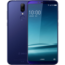 360手机 N6 Pro 全网通 6GB+64GB 深海蓝 移动联通电信4G手机 双卡双待产品图片主图