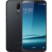 360手机 N6 Pro 全网通 6GB+128GB 极夜黑 移动联通电信4G手机 双卡双待产品图片主图