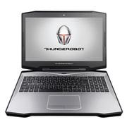 雷神 911黑武士 GTX1050Ti 15.6英寸88必发娱乐笔记本电脑(i7-7700HQ 8G 128G+1T 4G Windows IPS)