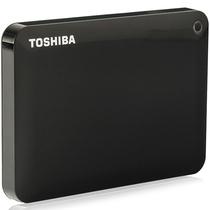 东芝 V9 高端系列 2.5英寸 移动硬盘(USB3.0)1TB(经典黑)产品图片主图