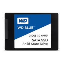 西部数据  Blue系列-3D版 250G 固态硬盘产品图片主图