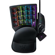 雷蛇 塔洛斯魔蝎V2 左手单手游戏轻机械键盘 绝地求生吃鸡键盘