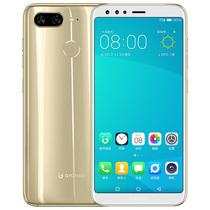金立 S11L全面屏手机 太空金 4GB+64GB 移动4G全网通手机 双卡双待产品图片主图