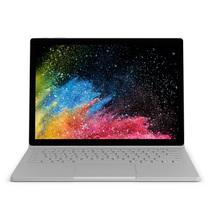 微软 Surface Book 2 二合一平板笔记本 13.5英寸(Intel i7 16G内存 512G存储)银色产品图片主图